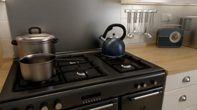 Как правильно сделать вентиляцию на кухне