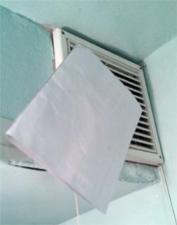 Делаем вентиляцию на кухне