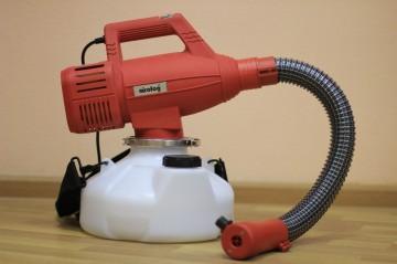 оборудование для дезинфекции систем вентиляции