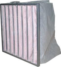 Фильтр-пылеуловитель в системе вентиляции Swegon GOLD