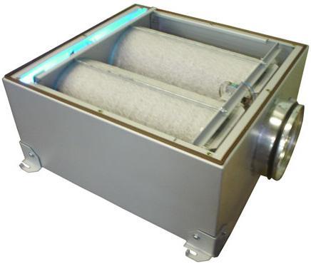 Электрические пылеуловители и фильтры для фотокаталитической очистки