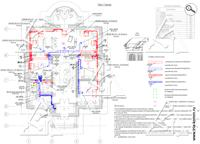 Проект систем вентиляции и кондиционирования частного дома
