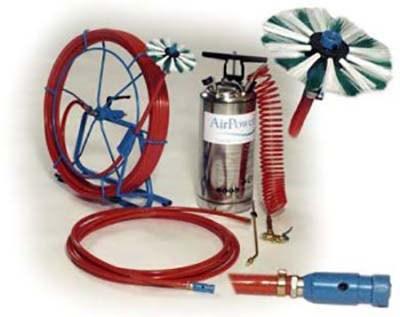 инвентарь для дезинфекции вентиляционных систем