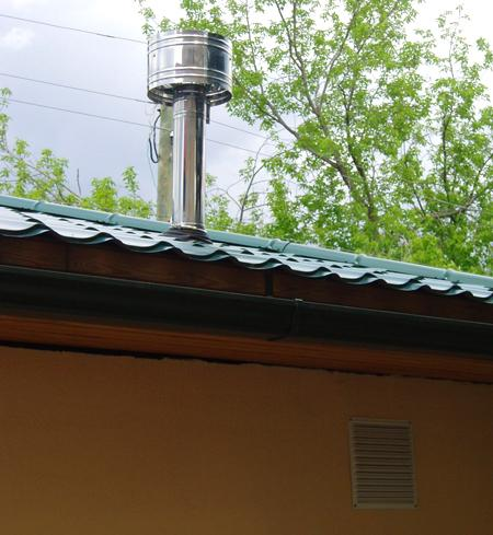 Естественная и механическая вентиляция жилых помещений