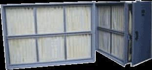 Секция карманного фильтра СКФ