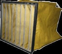 Ионообменный фильтр карманный ИФК
