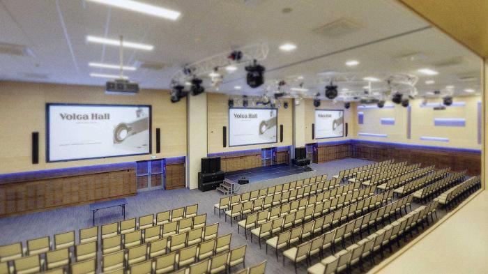 вентиляция конференц-залов