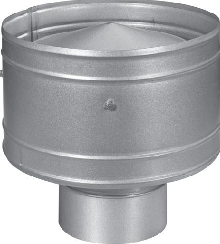 Дефлектор для вентиляционной трубы