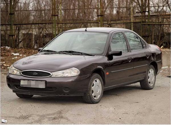 Технические характеристики Ford Mondeo 1