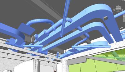 Информационное моделирование инженерных систем зданий