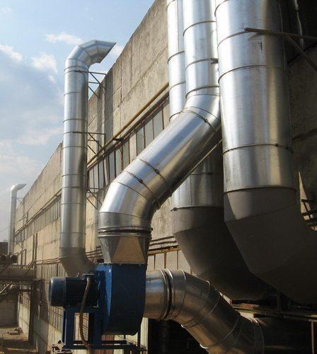 Оборудования вытяжной вентиляции