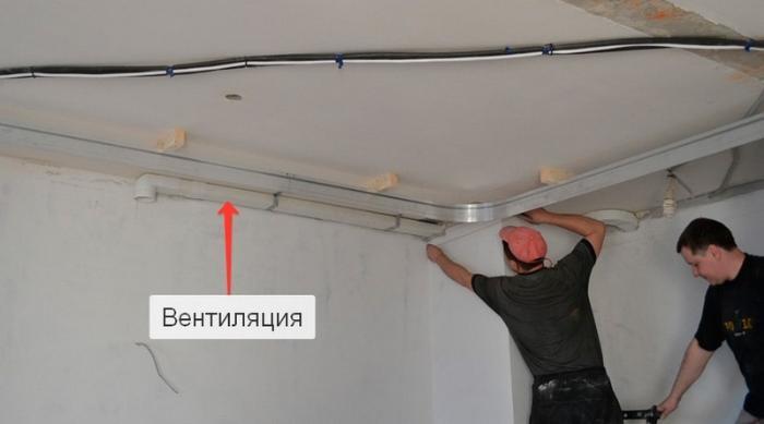 Вентиляция в квартире: вытяжка на кухне