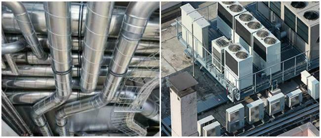 Как устроена вентиляционная система на крупных комплексах