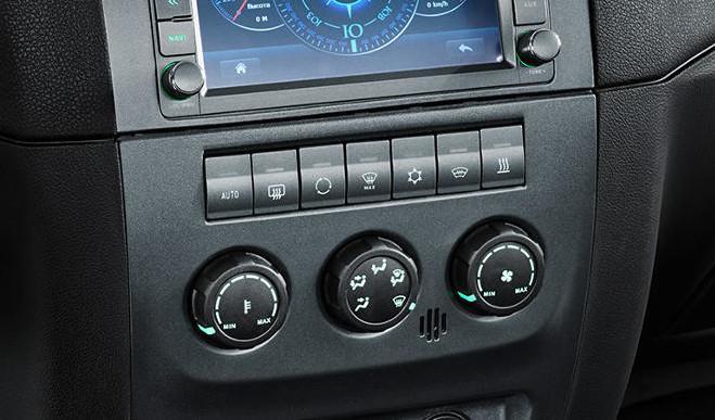 Регуляторы отопления в авто