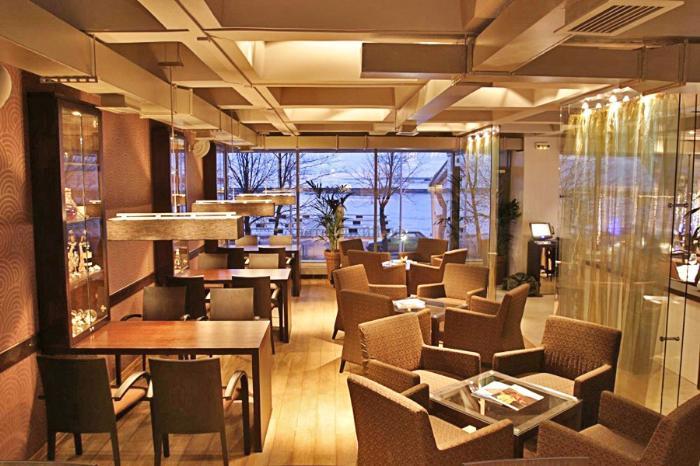 Вентиляция ресторана, кафе, бара, столовой