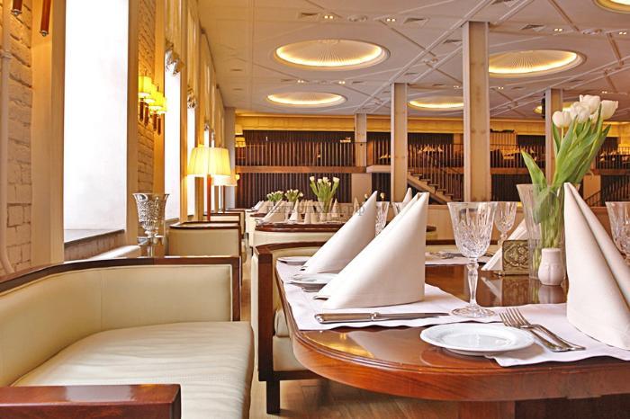 Вентиляция ресторана, кафе, бара, столовой — расчёт и установка