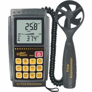 анемометр используется для измерения температуры и скорости движения воздуха