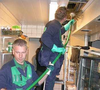 очистка вентиляции с СПб