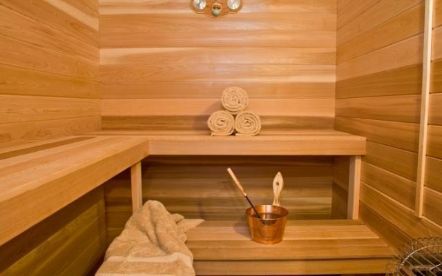вентиляция в парилке бани