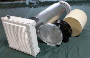 Приточная вентиляция в частном доме - зачем нужна?