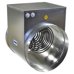 Выбор вентиляционного калорифера