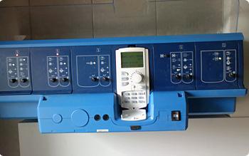 Регулятор тепловых нагрузок для котельного оборудования