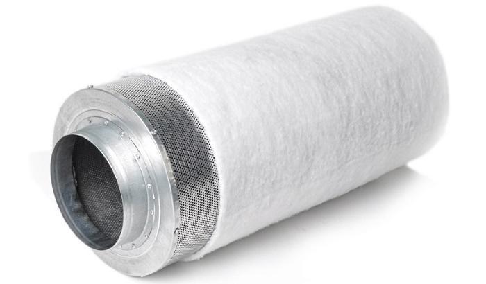 Угольный фильтр для вентиляции