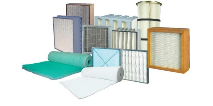 Различные виды вентиляционных фильтров