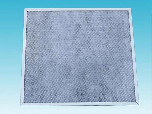 Фильтр с металлической сеткой
