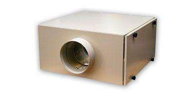 Вытяжная вентиляционная установка