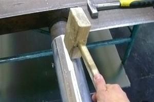 деревянный молоток
