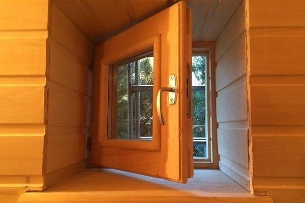 Окно для залпового проветривания