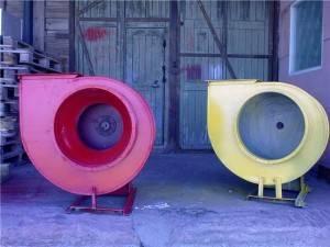 Вентиляция покрасочной камеры