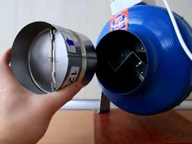 Как сделать вентиляцию