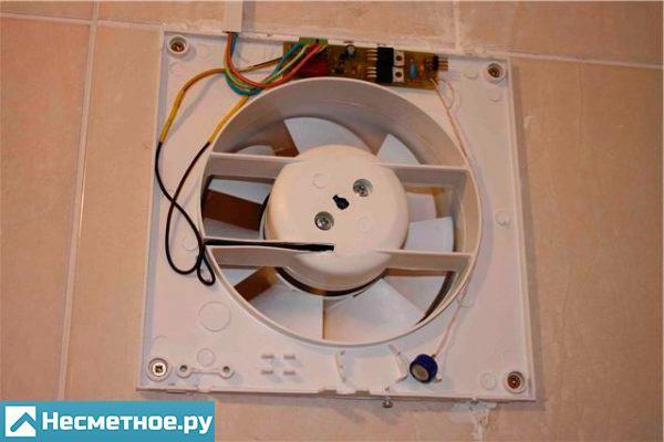 Вентилятор - важный компонент вентиляционной системы