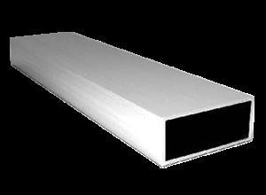 Алюминиевая труба прямоугольная используется для создания вентиляционных трубопроводов