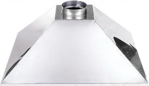 Купол вентиляции на кухне