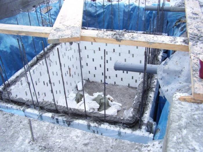 Способы построения погреба для хранения овощей
