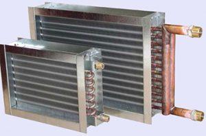 Принцип работы водяного калорифера для приточной вентиляции
