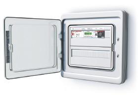 Что такое щит управления для приточной вентиляции с водяным калорифером?