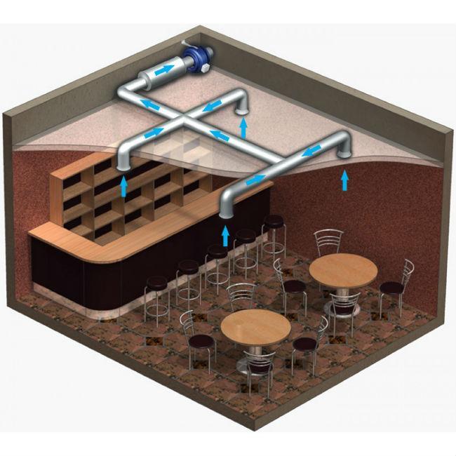 установка шумопоглотителя для квартиры