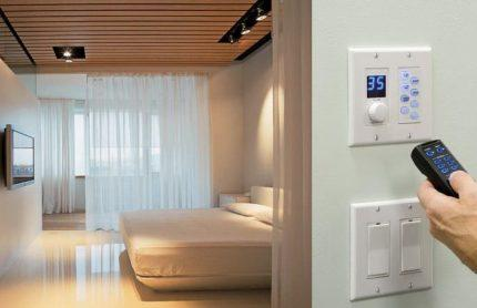 Автоматика приточной вентиляции
