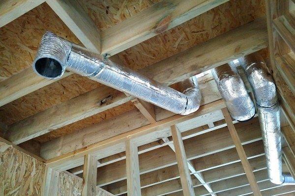 Система приточной вентиляции в частном доме