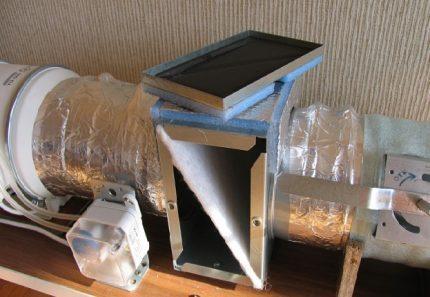 Фильтры в приточной вентиляции