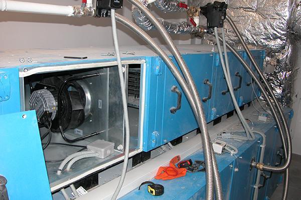 Пусконаладка вентиляции: обследуем установки.