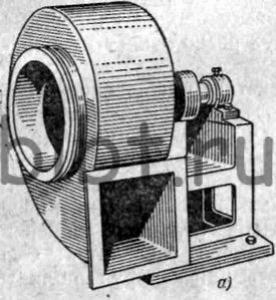 Вентиляторы центробежный