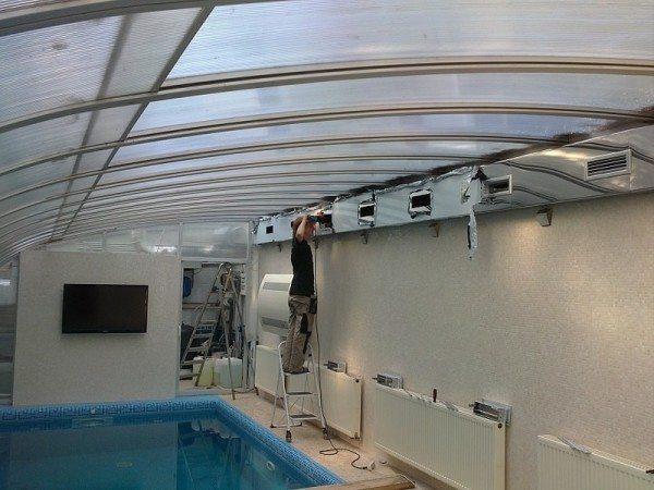 Инструкция требует обеспечить приемлемые условия доступа к воздуховодам и каналам.