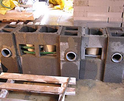 Материалы для обустройства каналов вентиляции